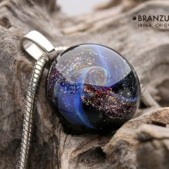 Galaxy Alpha pendant