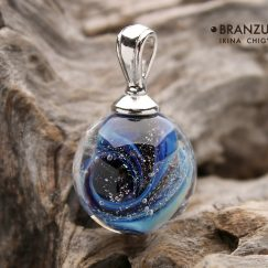 ball galaxy pendant