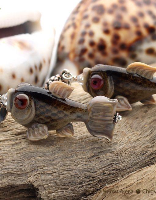 рыбка лэмпворк