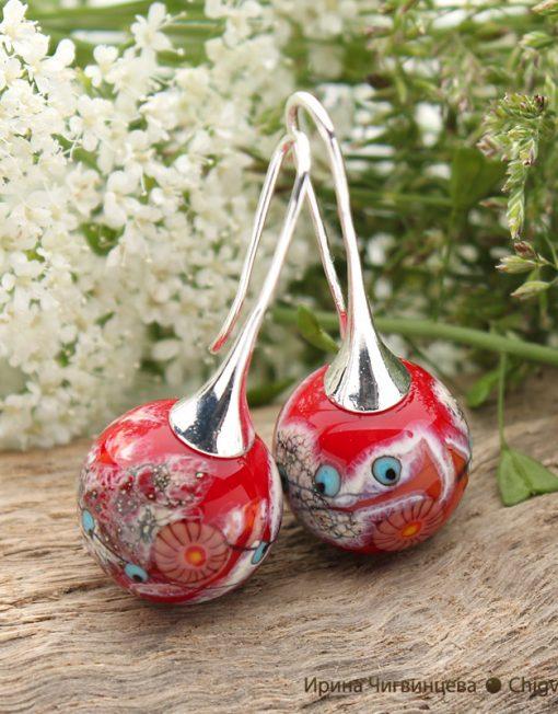 luxury earring