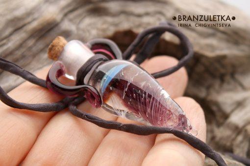 Jellyfish bottle