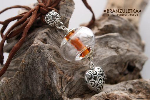 hollow glass bead