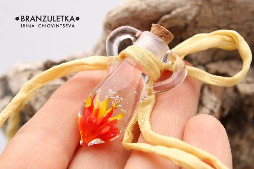 Flame bottle