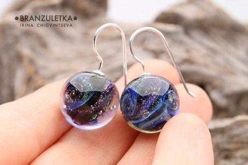 earrings ball